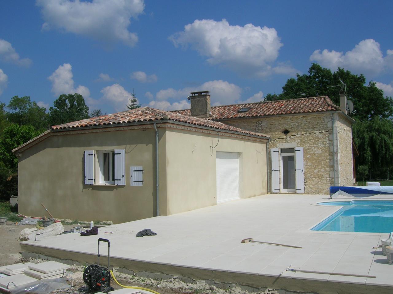 Extension D 39 Une Maison Apr S